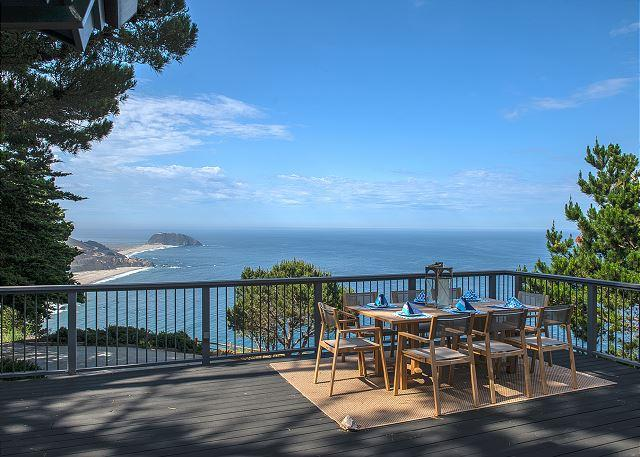 - 3690 Panoramic Point - Tranquil Big Sur Paradise, Ocean Views For Miles! - Big Sur - rentals