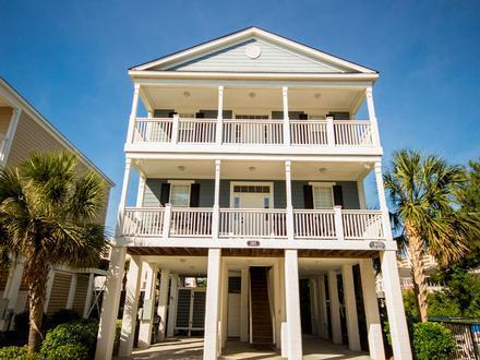 Angler Villas 2 - Image 1 - Garden City Beach - rentals