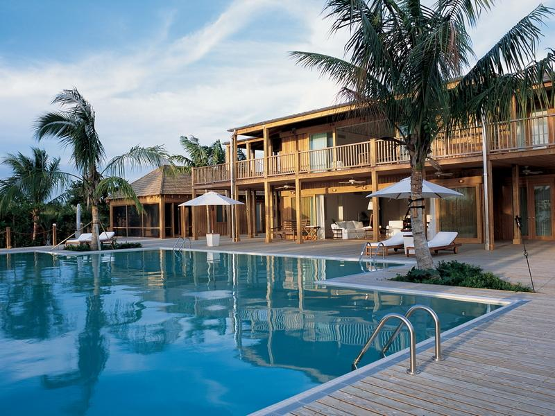 - Parrot Cay - The Residence Villas - North Caicos - rentals