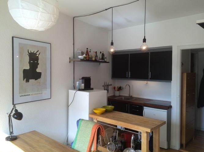 Oesterbrogade Apartment - Nice Copenhagen apartment with west facing balcony - Copenhagen - rentals