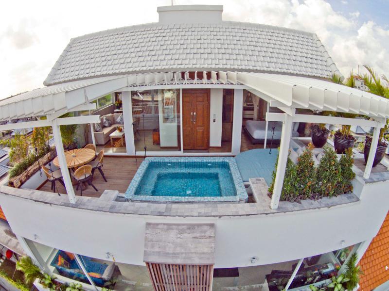 Sandikala, Luxury penthouse, Oberoi - Seminyak - Image 1 - Seminyak - rentals