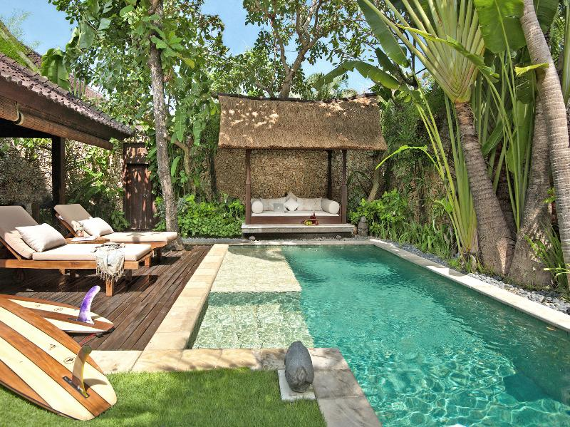 Villa Kubu - Premium spa one bedroom villa - Pool with garden bale - Villa Kubu 10 - Seminyak - rentals