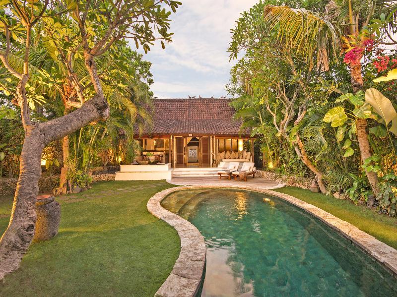 Villa Kubu - Deluxe one bedroom villa - Pool to villa - Villa Kubu 14 - Seminyak - rentals