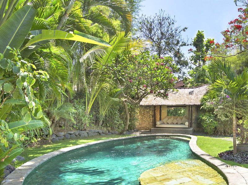 Villa Kubu - Deluxe two bedroomVilla - Pool and gardens - Villa Kubu Zero - Seminyak - rentals