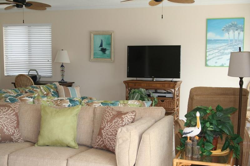 Second living room - Keys Salt Life, easy access to Vaca Cut, # 56 - Key Colony Beach - rentals