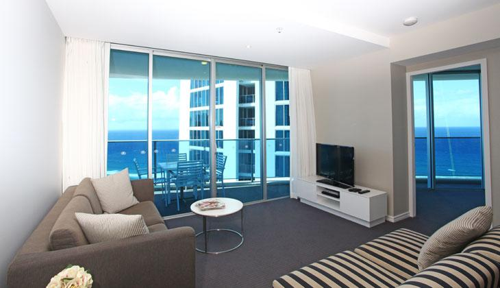 Level 28 Ocean View - Image 1 - Surfers Paradise - rentals