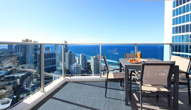 Level 30 Ocean View - Image 1 - Surfers Paradise - rentals