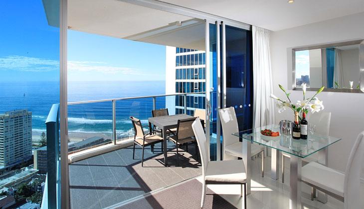 Level 30 Ocean View - Image 1 - Surfers Paradise - rentals