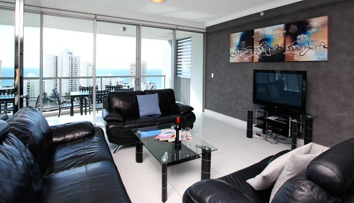 Level 16 Ocean View - Image 1 - Surfers Paradise - rentals