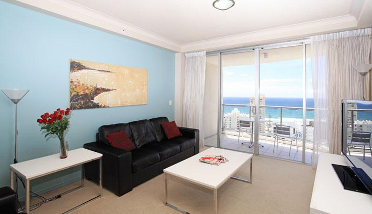 Level 19 Ocean View - Image 1 - Surfers Paradise - rentals
