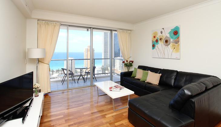 Level 19 Ocean View - Image 1 - Surfers Paradise - rentals