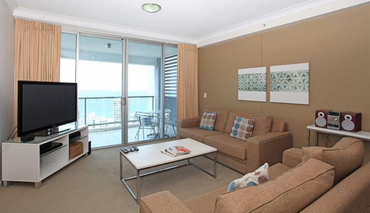Level 24 Ocean View - Image 1 - Surfers Paradise - rentals