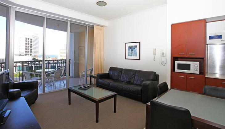 Level 5 Ocean View - Image 1 - Surfers Paradise - rentals