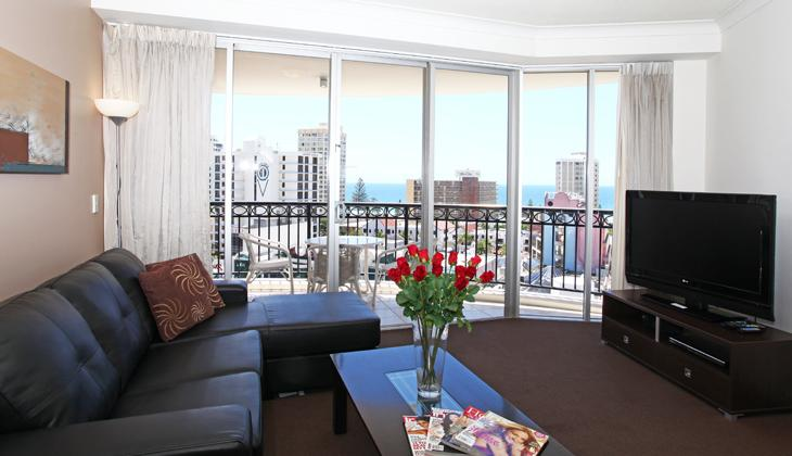 Level 8 Ocean View - Image 1 - Surfers Paradise - rentals