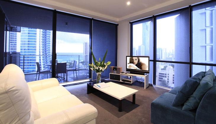 Level 16 Ocean View - Image 1 - Surfers Paradise - rentals