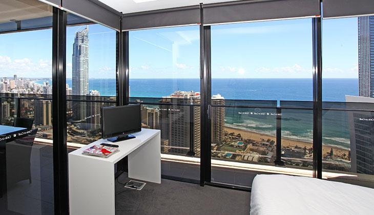 Level 41 Ocean View - Image 1 - Surfers Paradise - rentals