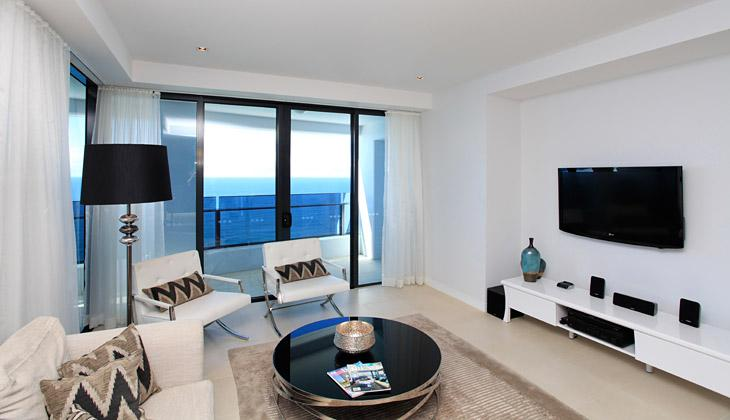 Level 50 Skyhome Ocean - Image 1 - Surfers Paradise - rentals