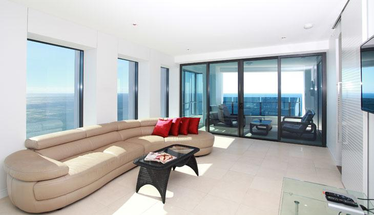 Level 56 Skyhome Ocean - Image 1 - Surfers Paradise - rentals