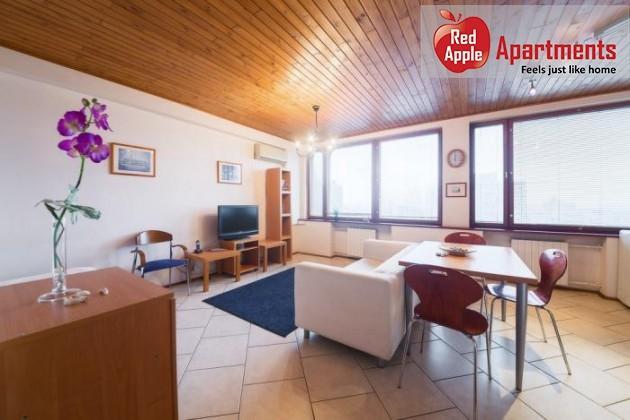 Studio Apartment inn Arbat Area: Moscow - 6861 - Image 1 - Moscow - rentals