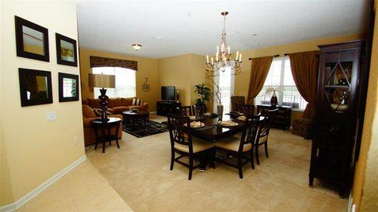 Lake View 3 Bedroom Vista Cay Condo. 4840CA-304 - Image 1 - Orlando - rentals