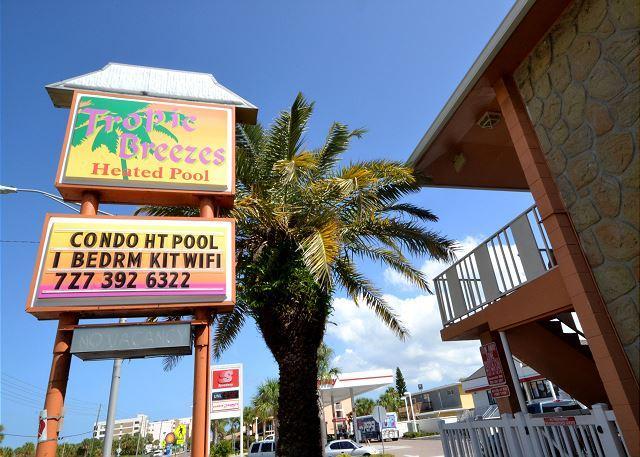 Tropic Breezes #5 - Nice and Nautical! Ground Floor Poolside- Steps to Beach! - Image 1 - Madeira Beach - rentals