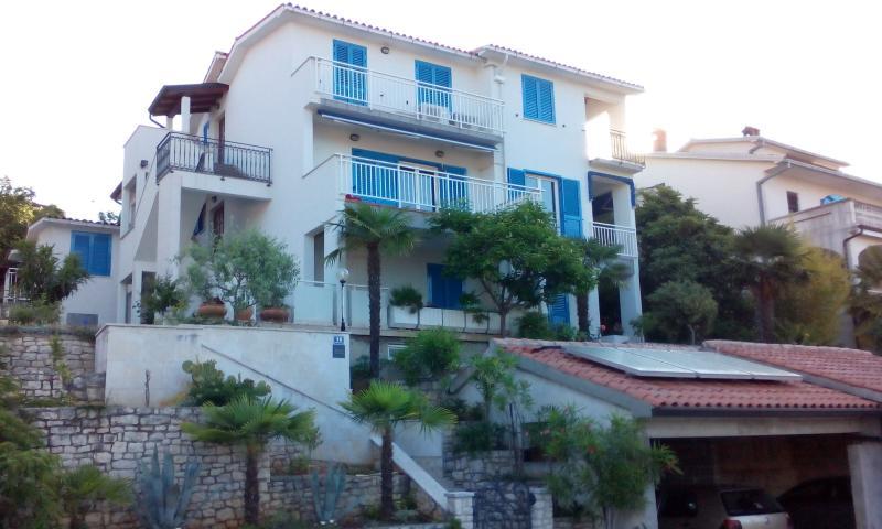 Apartment A3 novi - Image 1 - Rabac - rentals