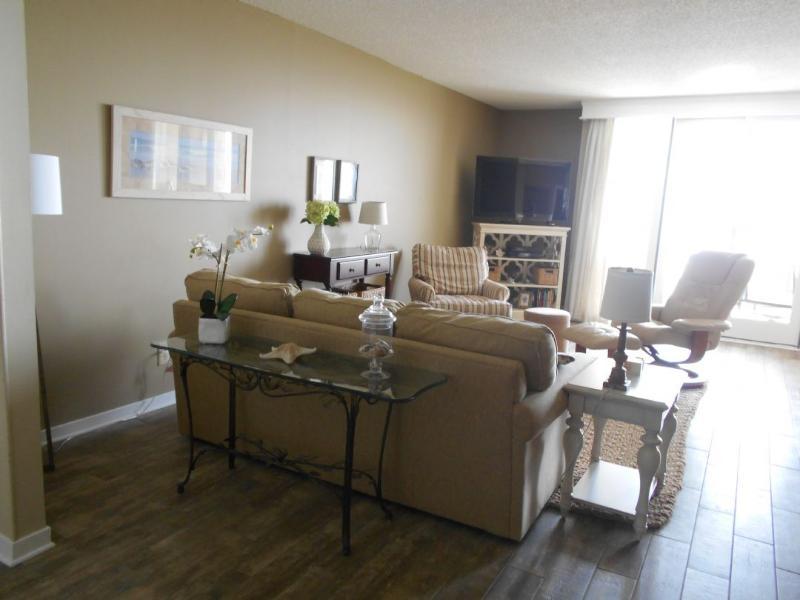 Living Room - Shipwatch 1353 - Amelia Island - rentals