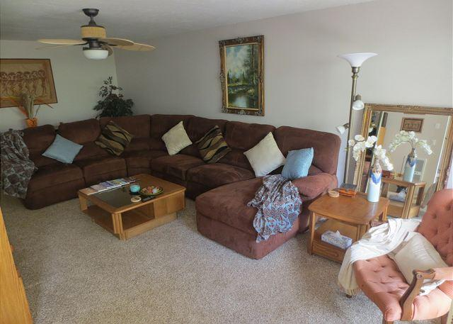 Living room - DMBC756SS - Solana Beach - rentals