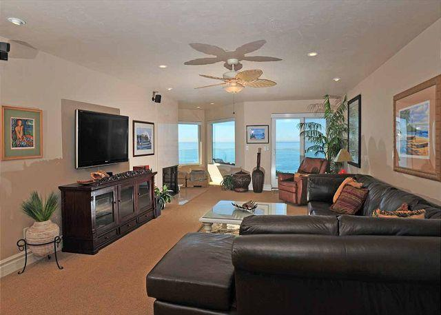 Living Room - 2 Bedroom, 2 Bathroom Vacation Rental in Solana Beach - (SONG8) - Solana Beach - rentals