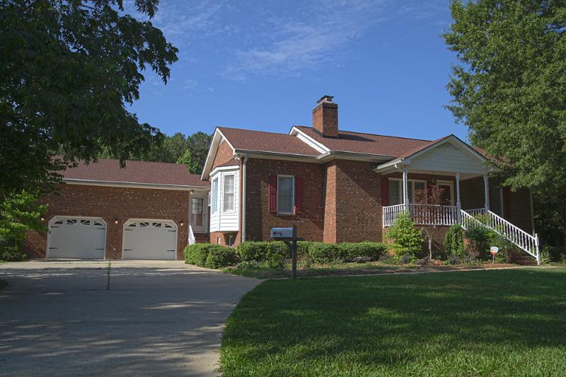 Enchanting 6 BR home on 1.5 acre private lot - Image 1 - Raleigh - rentals