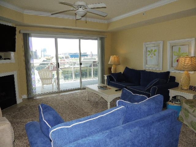Bella Vista 301 (Side) - Image 1 - Ocean City - rentals