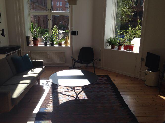 Forhaabningsholms Alle Apartment - Spacious child-friendly Copenhagen apartment near Forum - Copenhagen - rentals