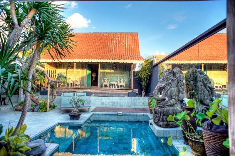 Yudistira, 3 Bedroom Luxury Villa Private Pool-Canggu - Image 1 - Kerobokan - rentals