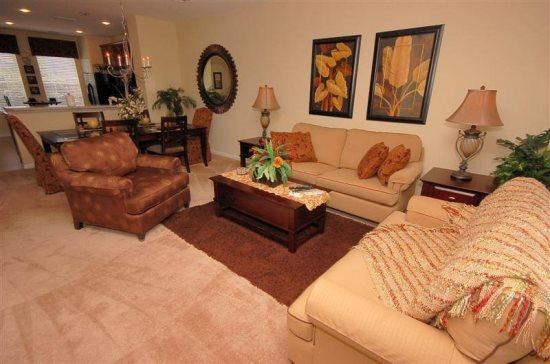 3 Bed Vista Cay Resort Townhome Next To The Orange County Convention Center. 8000CBD-107 - Image 1 - Orlando - rentals