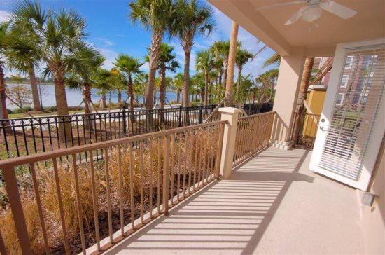 3 Bedroom Vista Cay Resort Condo with Lake View. 4816CA-108 - Image 1 - Orlando - rentals