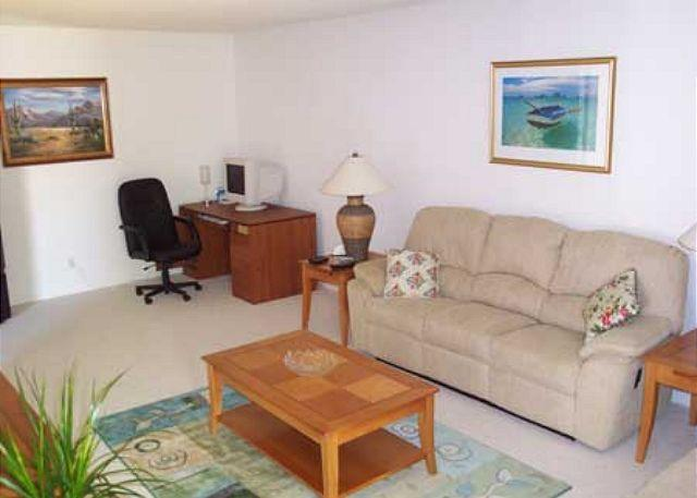 Living Room - Townhouse Del Mar Beach Club - Solana Beach - rentals