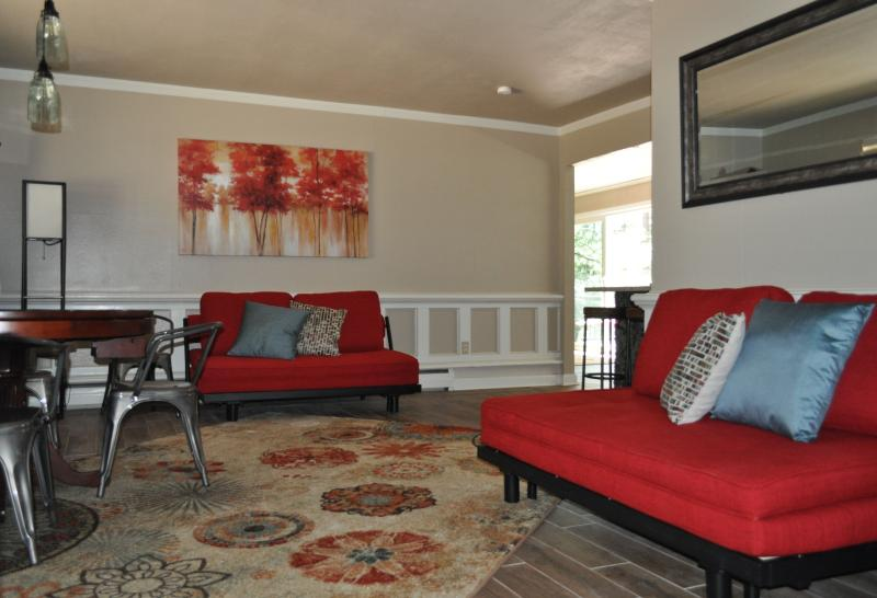 2 queen futons - Great Location, Great Parking, Great Home to Entertain -Come Create Memories - South Lake Tahoe - rentals