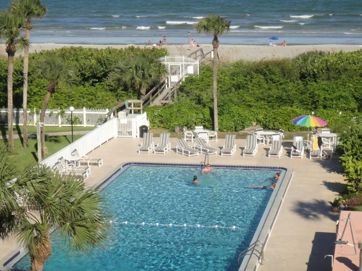 220 Young Ave #32 - Image 1 - Cocoa Beach - rentals