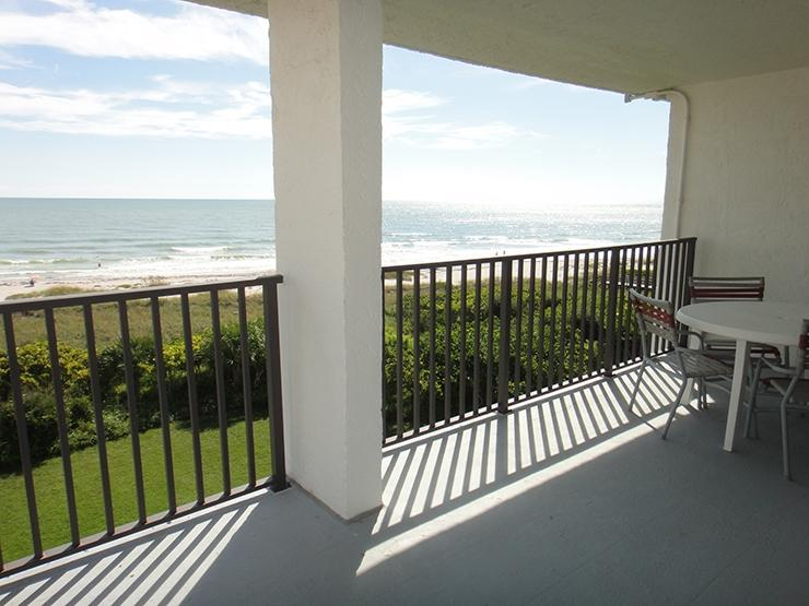 7400 Ridgewood Ave Unit #501 :: Cape Canaveral Vacation Rental - Image 1 - Cape Canaveral - rentals