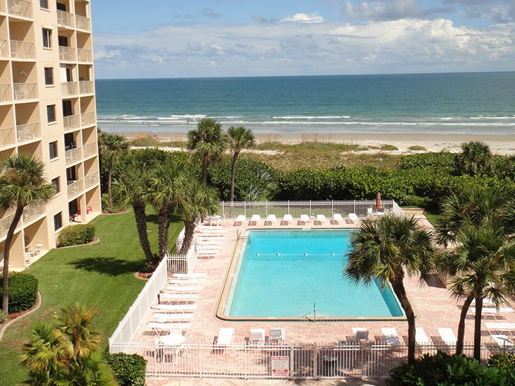 7520 Ridgewood Ave Unit #908 :: Cape Canaveral Vacation Rental - Image 1 - Cape Canaveral - rentals
