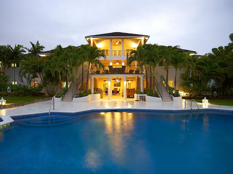 Situated high atop the picturesque Sandy Lane Estate - Image 1 - Holetown - rentals