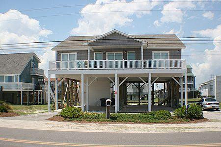 Street View - 'Return To Me - North Topsail Beach - rentals