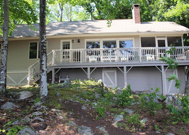 Winnipesaukee Waterfront Home (LON62W) - Image 1 - Moultonborough - rentals