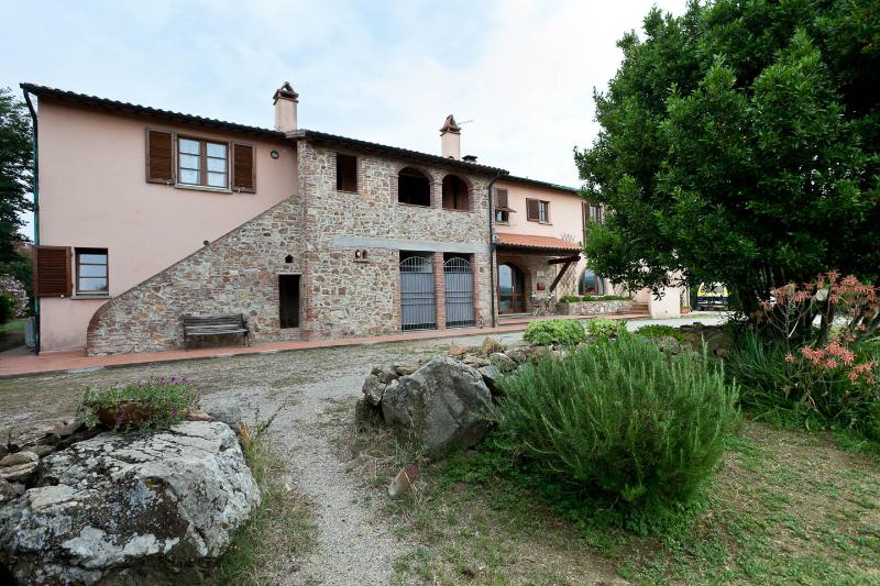 Holiday home in etrucan coast; beaches and nature - Image 1 - Suvereto - rentals