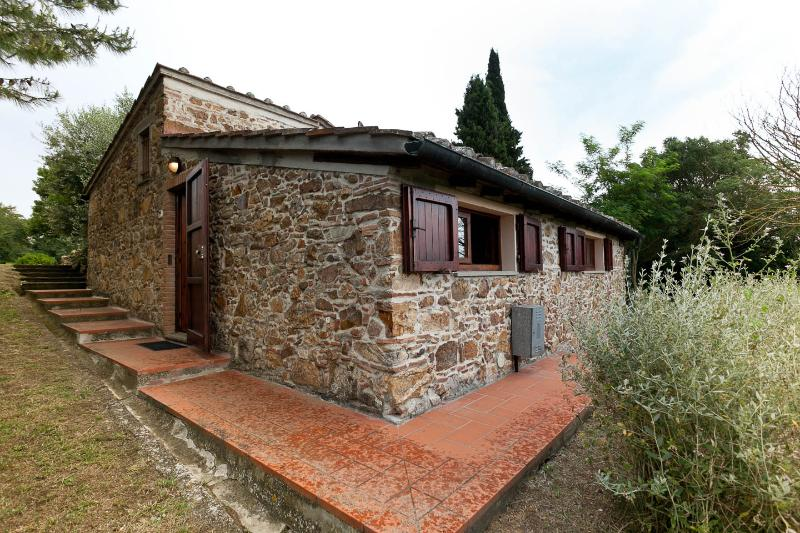 Tuscany Cottage in Maremma Countryside - Image 1 - Suvereto - rentals