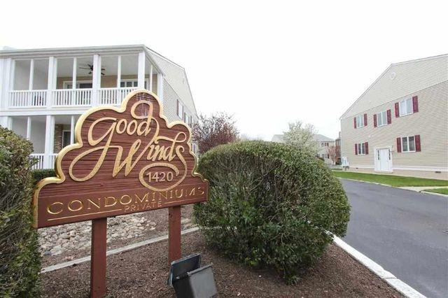 Good Winds Condo 126052 - Image 1 - Cape May - rentals