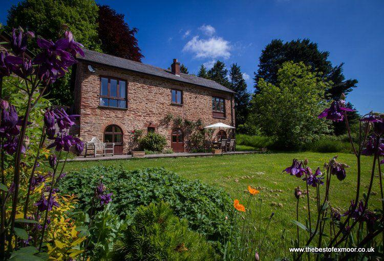 Mill Cottage, Luxborough - Detached converted barn on a working farm in beautiful Exmoor countryside - Image 1 - Luxborough - rentals