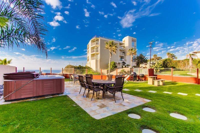 The Trinidad Ocean View Condo - Dog friendly with a Hot Tub & Fire Pit - Image 1 - San Diego - rentals