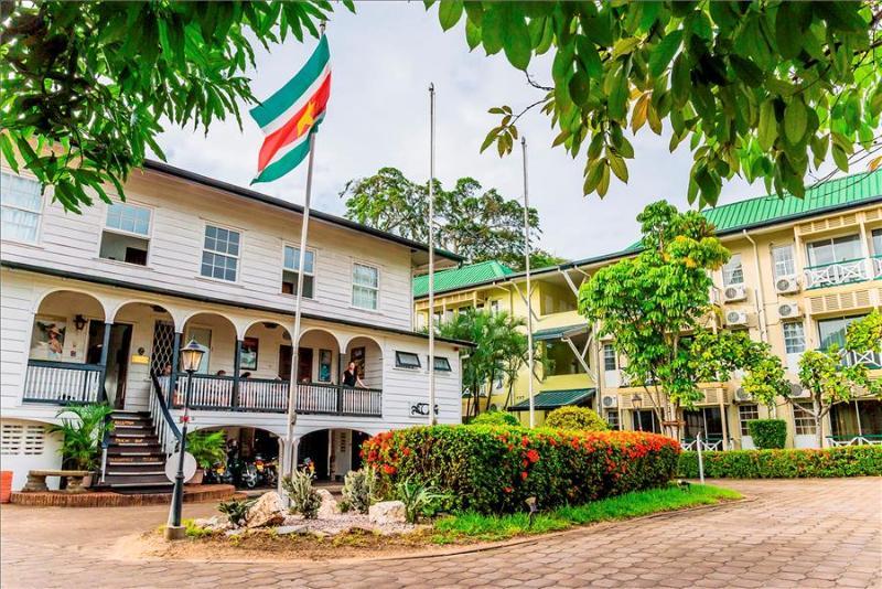 Luxurious and prestigious hotel in Suriname. - Image 1 - Paramaribo - rentals