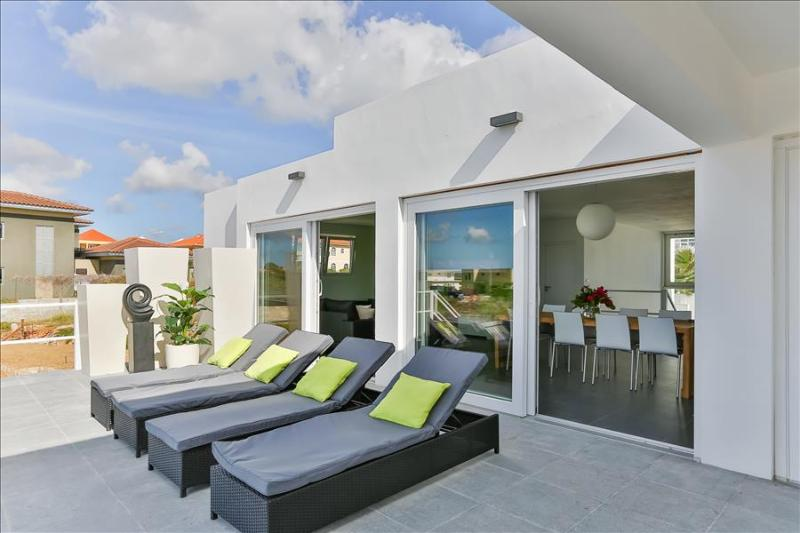 Modern Villa with Sea View III - Image 1 - Curacao - rentals